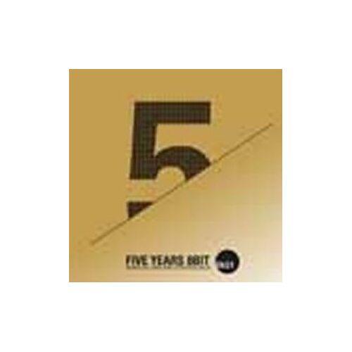 Various - 5 Years 8bit Records - Preis vom 08.03.2021 05:59:36 h