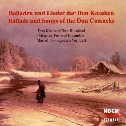 Don Kosakenchor Russland - Balladen Und Lieder Der Don Kosaken - Preis vom 18.04.2021 04:52:10 h