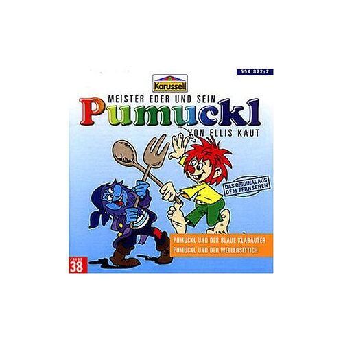 Pumuckl - 38:Pumuckl und der Blaue Klabauter/Pumuckl und der - Preis vom 05.03.2021 05:56:49 h