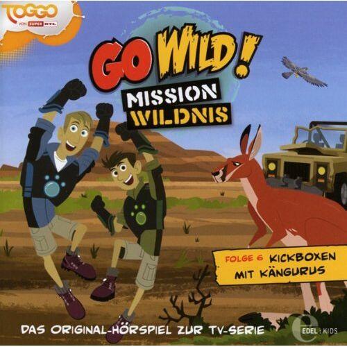 Mission (6)Original Hsp Z.TV-Serie-Kickboxen mit Kängurus - Preis vom 21.04.2021 04:48:01 h