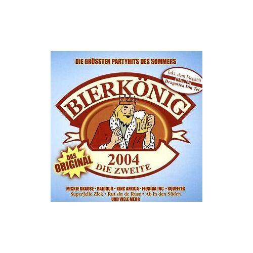Various - Bierkönig 2004 Vol.2 - Preis vom 21.10.2020 04:49:09 h