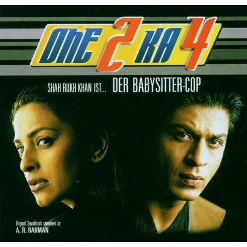 Shah Rukh Khan - One 2 KA 4 - Der Babysitter-Cop - Preis vom 09.05.2021 04:52:39 h