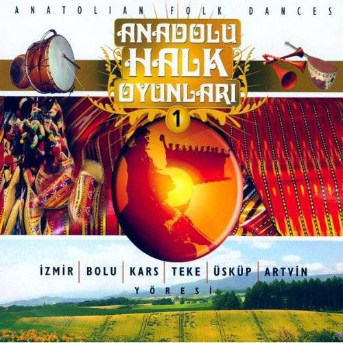Various - Anadolu Halk Oyunlari 1 Izmir - Bolu - Kars - Teke - Uskup - Art - Preis vom 01.03.2021 06:00:22 h