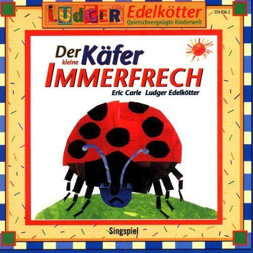 Ludger Edelkötter - Der Kleine Käfer Immerfrech - Preis vom 20.10.2020 04:55:35 h