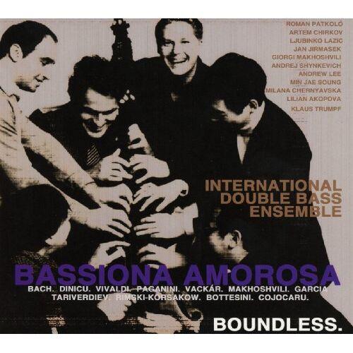 Bassiona Amorosa - Boundless. - Preis vom 14.04.2021 04:53:30 h