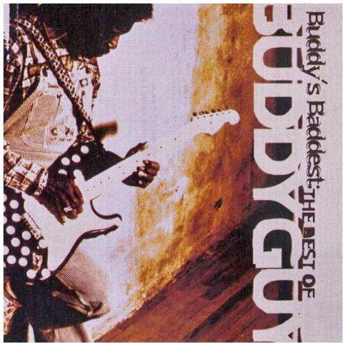 Buddy Guy - Buddy's Baddest: the Best of Buddy Guy - Preis vom 27.02.2021 06:04:24 h