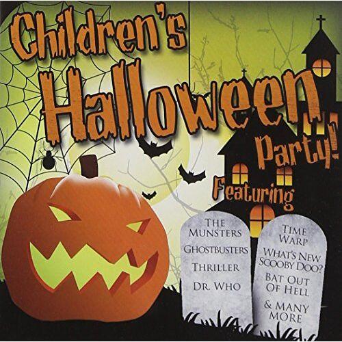 Various - Children'S Halloween Party (Kinder-Halloween) - Preis vom 30.05.2020 05:03:23 h