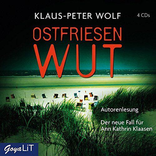 Klaus-Peter Wolf - Ostfriesenwut - Preis vom 13.04.2021 04:49:48 h