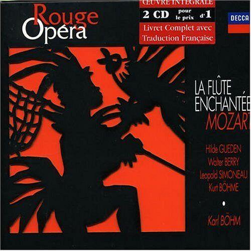 Rouge Opera - Zauberflöte - Preis vom 14.04.2021 04:53:30 h