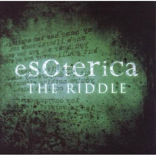 Esoterica - The Riddle - Preis vom 12.05.2021 04:50:50 h