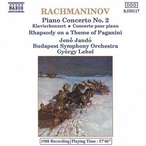 S. Rachmaninoff - Rachmaninoff Klavierkonzert 2 Jando - Preis vom 05.09.2020 04:49:05 h
