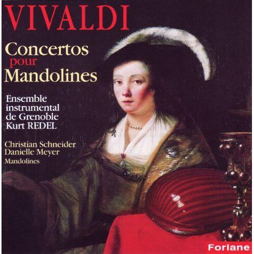Schneider - Mandolinenkonzerte - Preis vom 28.02.2021 06:03:40 h