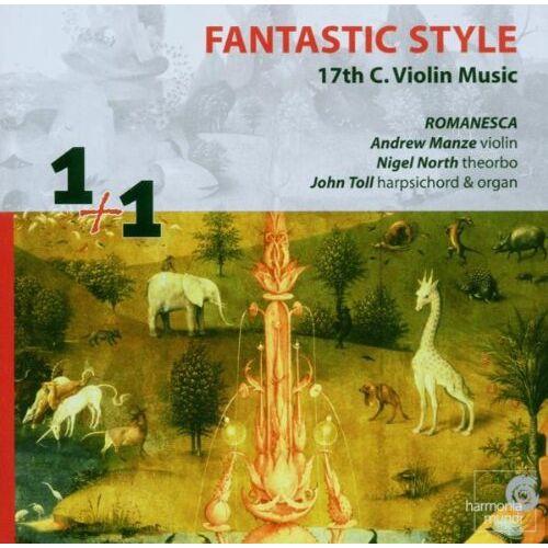 Romanesca - Fantastic Style - Preis vom 16.05.2021 04:43:40 h