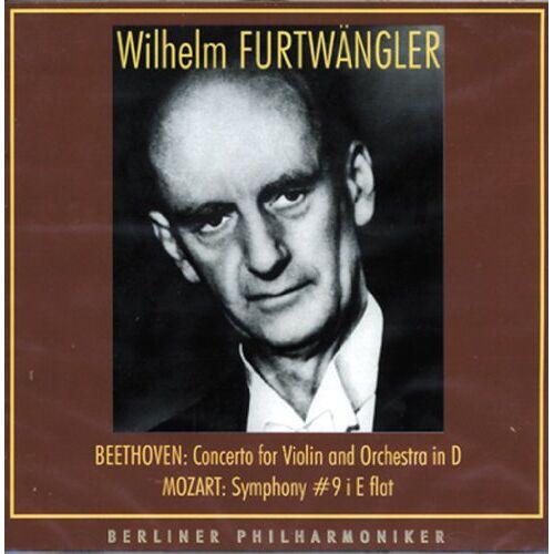 Wilhelm Furtwängler - Furtwängler Vol. 7 (Beethoven / Mozart) - Preis vom 16.04.2021 04:54:32 h