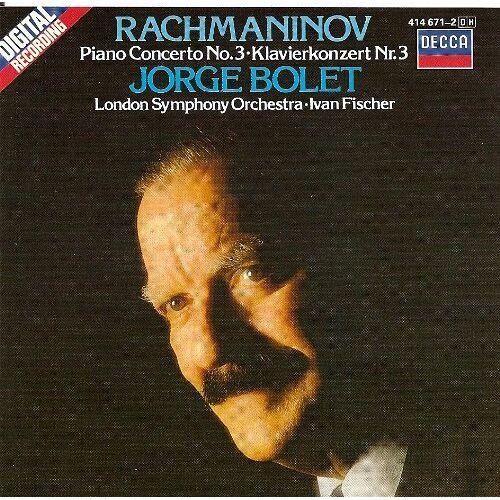 Bolet/Fischer/Lso - Rachmaninov:Piano Cto. 3 - Preis vom 18.04.2021 04:52:10 h