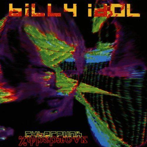 Billy Idol - Cyberpunk - Preis vom 20.10.2020 04:55:35 h
