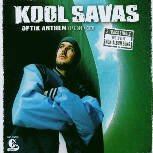 Kool Savas Feat.Optik Crew - Optik Anthem - Preis vom 16.05.2021 04:43:40 h