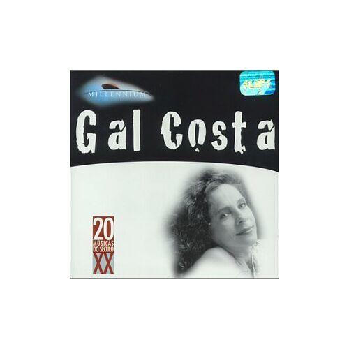 Gal Costa - Millennium - Preis vom 05.05.2021 04:54:13 h