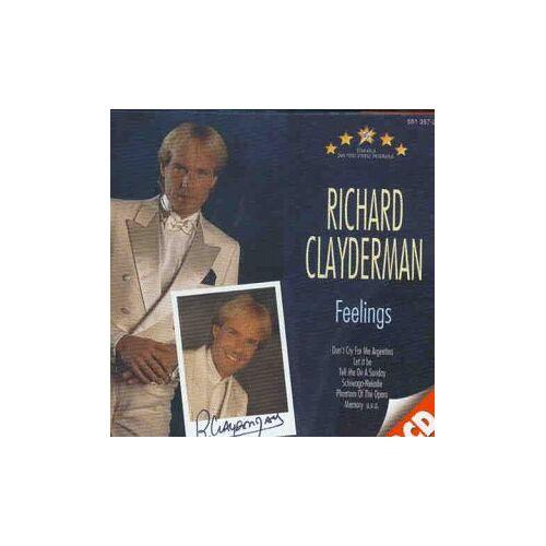 Richard Clayderman - 3-CD-Box Clayderman - Preis vom 08.05.2021 04:52:27 h
