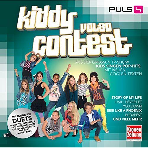 Kiddy Contest Kids - Kiddy Contest,Vol.20 - Preis vom 03.09.2020 04:54:11 h