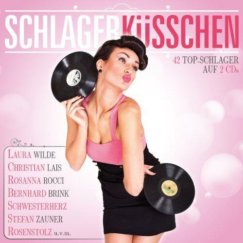 Various - Schlagerküsschen - Preis vom 27.02.2021 06:04:24 h