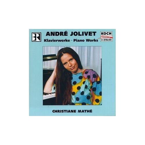 Christiane Mathe - Klavierwerke - Preis vom 20.10.2020 04:55:35 h