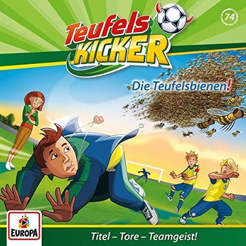 Teufelskicker - 074/die Teufels-Bienen! - Preis vom 05.09.2020 04:49:05 h
