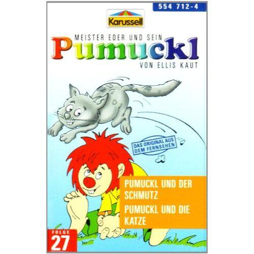 Pumuckl - 27:Pumuckl und der Schmutz/Pumuckl und die Katze [Musikkassette] - Preis vom 16.04.2021 04:54:32 h