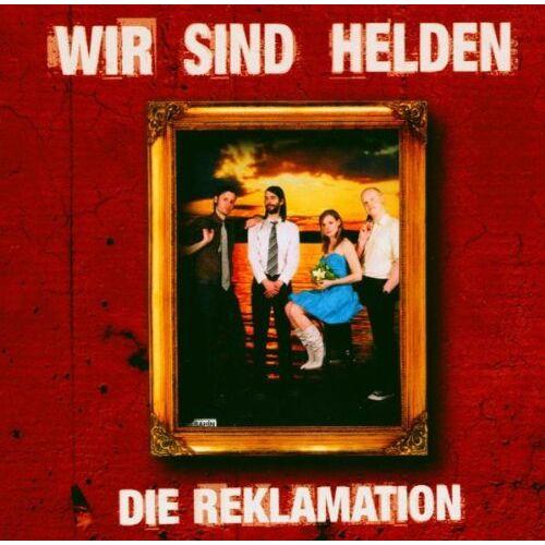Wir Sind Helden - Die Reklamation (CD + DVD / Limited Tour Edition) - Preis vom 05.09.2020 04:49:05 h