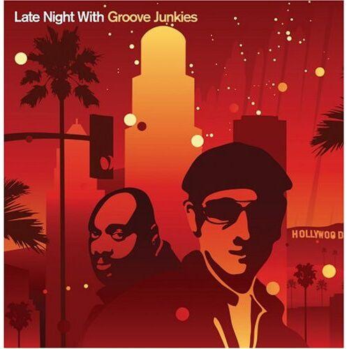 Groove Junkies - Late Night With Groove Junkies - Preis vom 18.04.2021 04:52:10 h