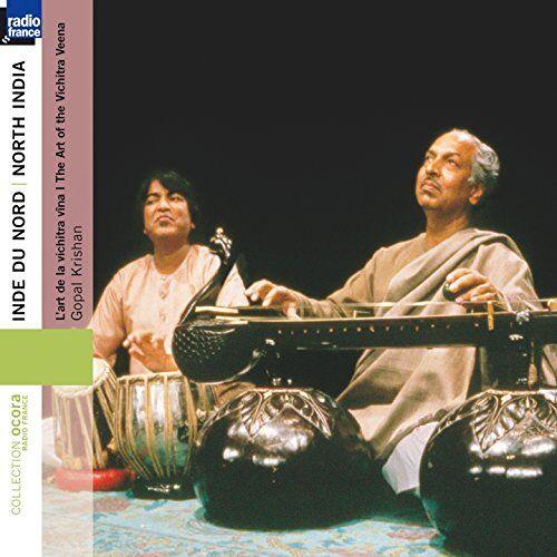 Gopal Krishan - Inde du Nord.l'Art de la Vichitra... - Preis vom 18.04.2021 04:52:10 h
