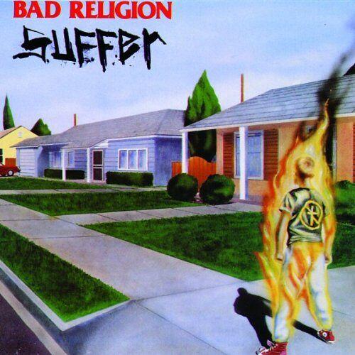 Bad Religion - Suffer - Preis vom 28.02.2021 06:03:40 h