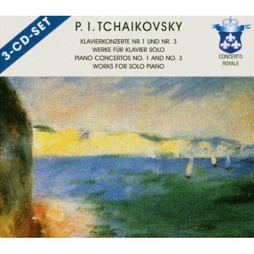 Daniel Wayenberg - Klavierkonzerte Nr. 1 und Nr. 3 - Werke für Klavier Solo - Preis vom 20.10.2020 04:55:35 h