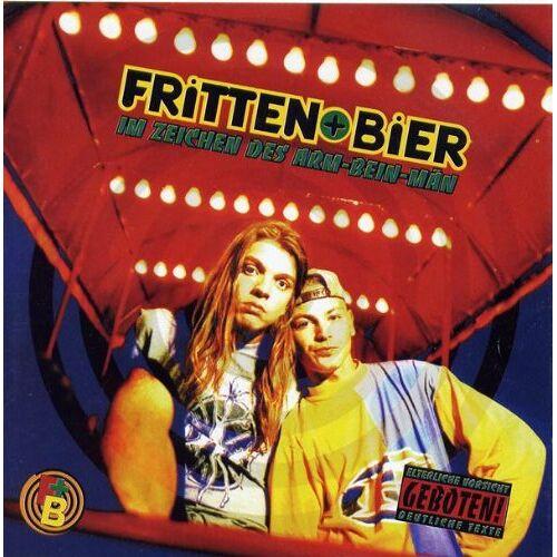 Fritten + Bier - Im Zeichen des Arm-Bein-Man - Preis vom 26.01.2021 06:11:22 h