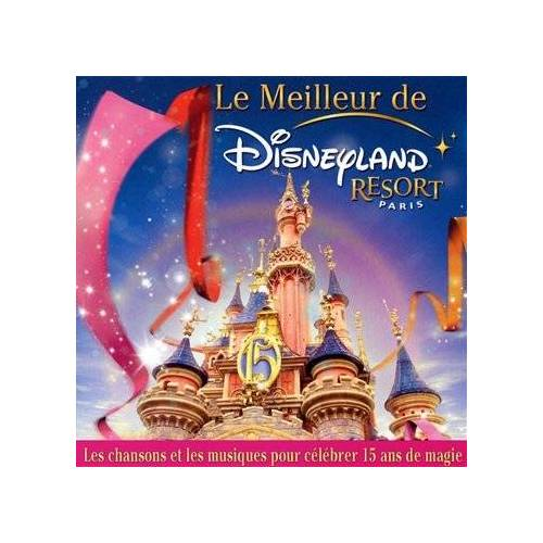Various - Les Meilleur Disneyland Resort - Preis vom 14.05.2021 04:51:20 h