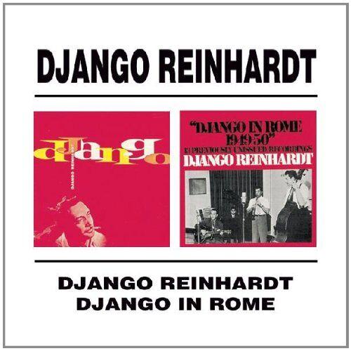 Django Reinhardt - Django Reinhardt/Django in Rome - Preis vom 11.04.2021 04:47:53 h