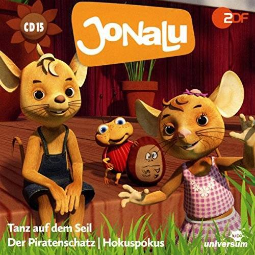 Jonalu - Jonalu-CD 15 - Preis vom 27.02.2021 06:04:24 h