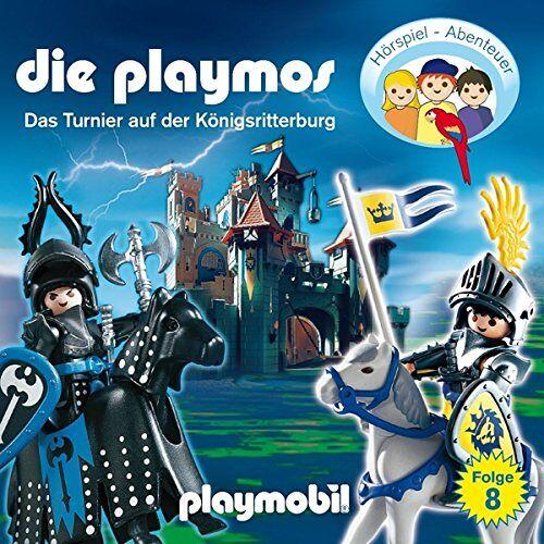 die Playmos - (8)Das Tunier Auf Der Königsritterburg (Relaunch) - Preis vom 24.02.2021 06:00:20 h