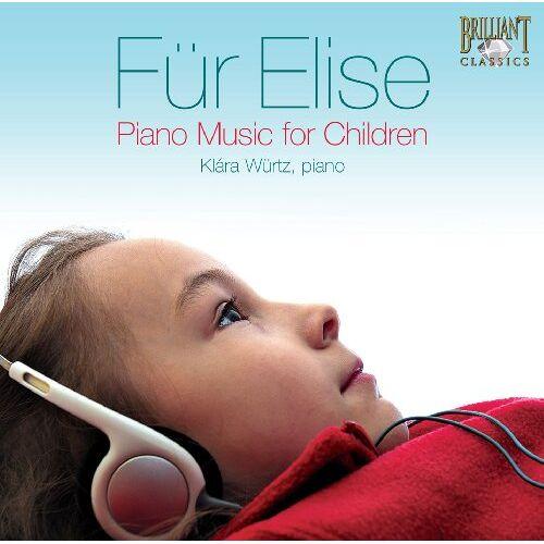 Klara Würtz - Für Elise: Piano Musik - Preis vom 11.04.2021 04:47:53 h