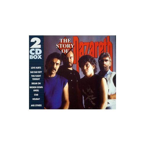 Nazareth - The Story of Nazareth - Preis vom 20.10.2020 04:55:35 h
