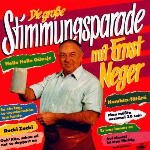 Ernst Neger - Grosse Stimmungsparade mit Ernst Neger - Preis vom 03.09.2020 04:54:11 h