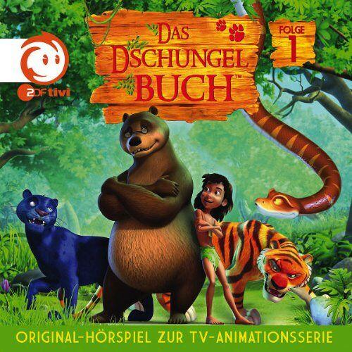 Das Dschungelbuch - 01: Das Dschungelbuch-Orig.Hörspiel zur TV-Serie - Preis vom 03.05.2021 04:57:00 h