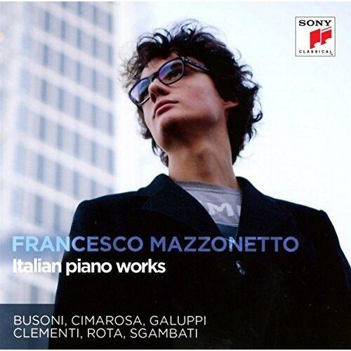 Francesco Mazzonetto - Italian Piano Works - Preis vom 23.01.2021 06:00:26 h