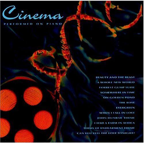 Va-Cinema - Cinema-Performed on Piano - Preis vom 09.04.2021 04:50:04 h