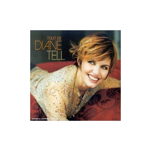 Diane Tell - Tout de Diane - Preis vom 06.05.2021 04:54:26 h