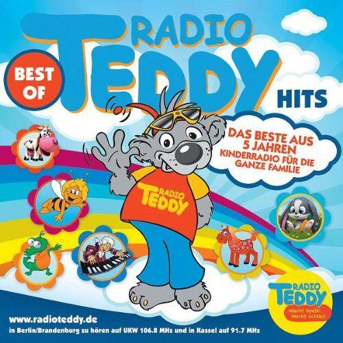 - Best Of Radio Teddy Hits - das Beste aus 5 Jahren - Preis vom 27.02.2021 06:04:24 h