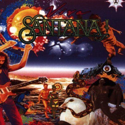 Santana - Viva Santana ! - Preis vom 06.03.2021 05:55:44 h