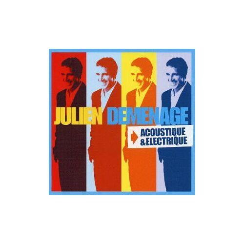 Juline Demenage - Demenage (Ltd. Editi - Preis vom 22.02.2021 05:57:04 h