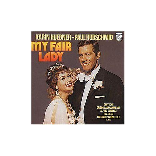 Chor+Orch.d.Theaters d.Westens - My Fair Lady (Querschnitt) - Preis vom 20.10.2020 04:55:35 h