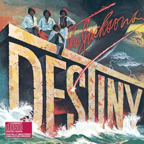 The Jacksons - Destiny - Preis vom 16.01.2021 06:04:45 h